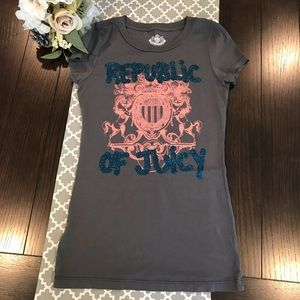 NWOT Juicy Couture T-shirt